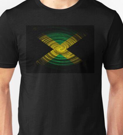 Jamaica Twirl  Unisex T-Shirt