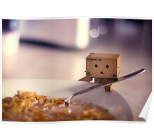 Cereal for Danbo?? Poster