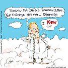Customer Service In Heaven by Rick  London