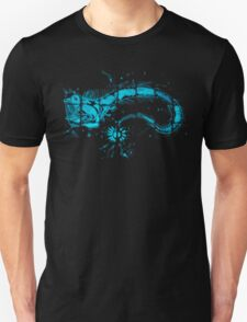 Glowing Bacterial Art - Viperfish Unisex T-Shirt