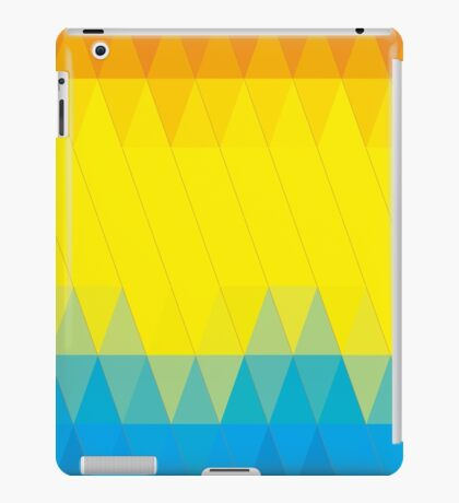 Warm Ocean iPad Case/Skin
