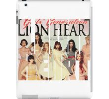 Girls' Generation (SNSD) 'Lion Heart' iPad Case/Skin