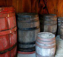 Barrels by tanmari