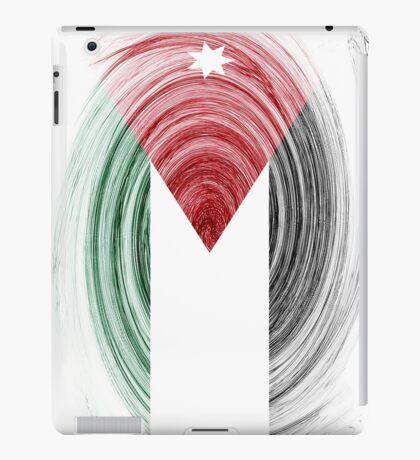 Jordan Twirl iPad Case/Skin