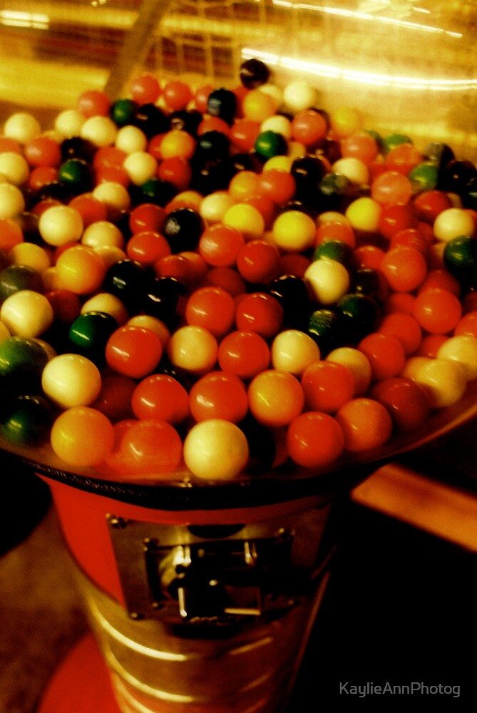 Gumballs by KaylieAnnPhotog