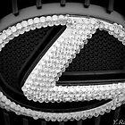 Lexus logo in DIAMONDS by Yevgen Romanenko