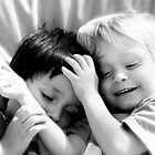 cuddle by Sonia de Macedo-Stewart