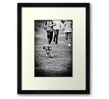 OnePhotoPerDay Series: 286 by L. Framed Print