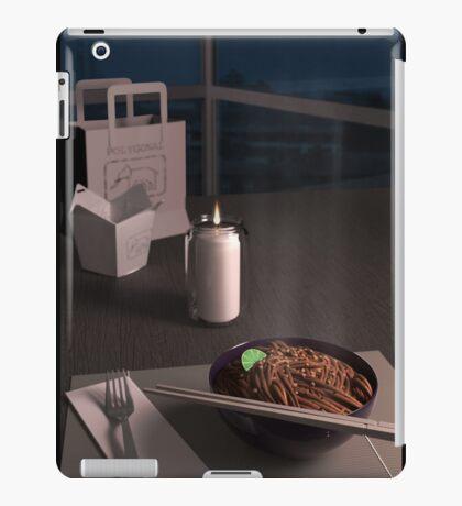 Night Noodles iPad Case/Skin