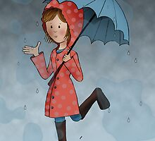 Rain, rain go away! by Kristy Spring-Brown