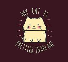 my cat is prettier than me #2 by FandomizedRose
