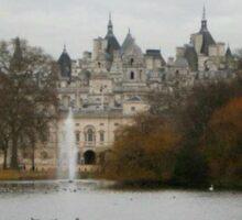 London Landscape Sticker