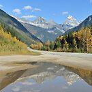 Canadian Rockies by Kasia Nowak