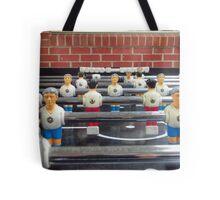 backyard olympics Tote Bag
