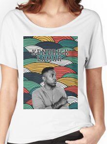 kendrick lamar #2 Women's Relaxed Fit T-Shirt