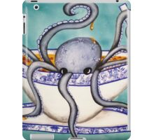 Octopus Soup iPad Case/Skin