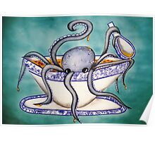 Octopus Soup Poster