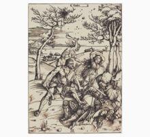 Albrecht Dürer or Durer Hercules Conquering Cacus Kids Tee