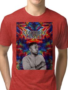 kendrick lamar #4 Tri-blend T-Shirt