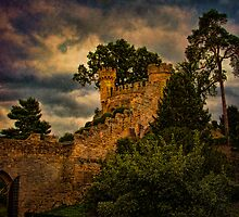 The Castle Watchtowers by Chris Lord