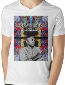 kendrick lamar #5 Mens V-Neck T-Shirt