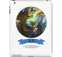 League Of Legends - Olaf iPad Case/Skin