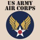 USAAC. Emblem Reproduction #2 by warbirdwear