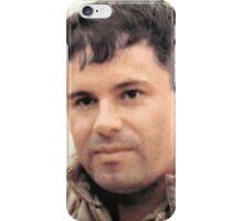 El chapo iPhone Case/Skin
