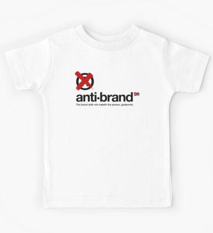 anti-brand® Kids Tee