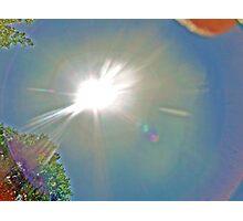 sunscape Photographic Print