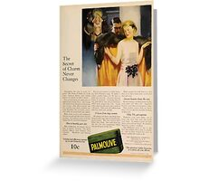 Advertisements Photoplay Magazine July through December 1921 0325 Palmolive Greeting Card