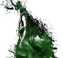 Loki  by vegalys
