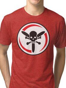 B-24D 512th BS, 376th BG Emblem Tri-blend T-Shirt
