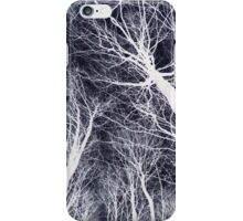 Branches Black iPhone Case/Skin