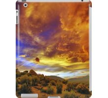Post Tstorm Clouds 2 iPad Case/Skin