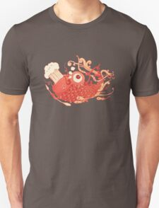Japanese Red Carp T-Shirt