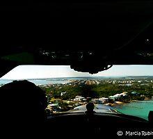 Landing in the Keys by Marcia Rubin
