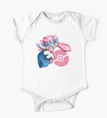 Pokemon Diancie One Piece - Short Sleeve