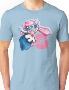 Pokemon Diancie Unisex T-Shirt