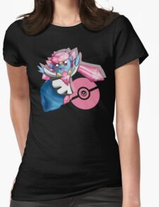 Pokemon Diancie Womens Fitted T-Shirt