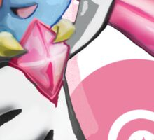 Pokemon Diancie Sticker