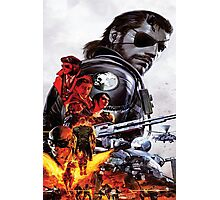 Metal Gear Solid 5 - The Phantom Pain Photographic Print