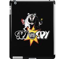Spy VS Spy iPad Case/Skin