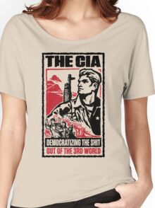 CIA 3rd World Women's Relaxed Fit T-Shirt