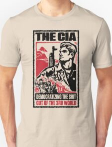 CIA 3rd World Unisex T-Shirt