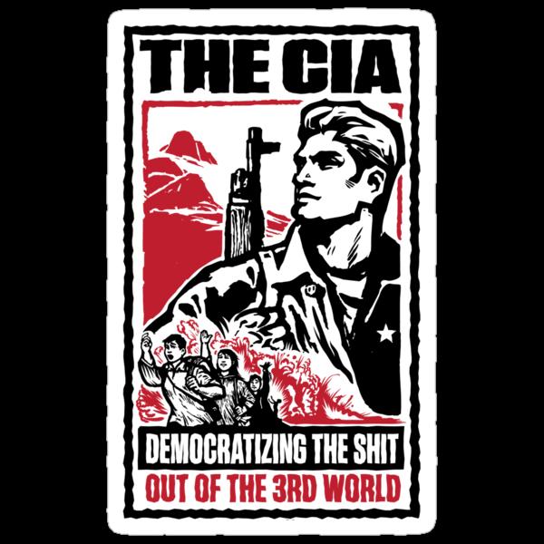 CIA 3rd World by LibertyManiacs