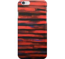 Sunset sky iPhone Case/Skin