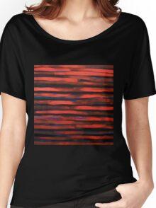 Sunset sky Women's Relaxed Fit T-Shirt