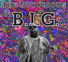 The Notorious B.I.G. #2 by DorianDesigns