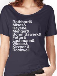 The Austrians Women's Relaxed Fit T-Shirt